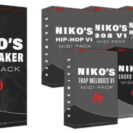 Niko's Beatmaker MIDI Pack
