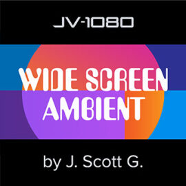 Roland JV-1080 Widescreen Ambient