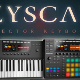Spectrasonics Keyscape NKS Library for Komplete Kontrol Maschine