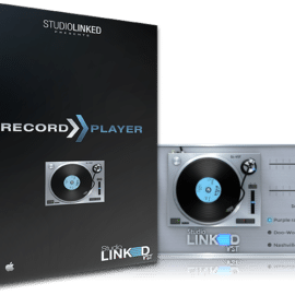 StudioLinked Record Player v1.0 (WIN+MAC)