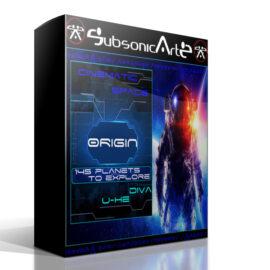 Subsonic Artz – Origin for u-He Diva