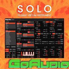 Taqs.im – SOLO hybrid synthesizer [Mac OS X]