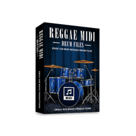 Tropical Samples Reggae Midi Drums