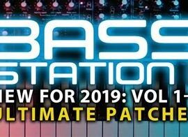 Ultimate Patches – Novation Bass Station II Ultimate Patches