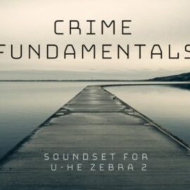 Whatabaudio Crime Fundamentals For U-HE ZEBRA 2