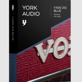 York Audio VX30 212 BLUE (Kemper, WAV)