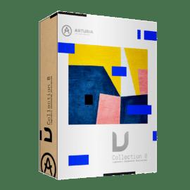 Arturia V Collection & FX 8 Jan-Apr 2021 (WiN)