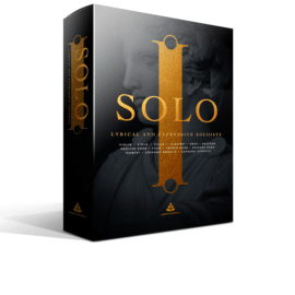 Audio Imperia SOLO (LYRICAL AND EXPRESSIVE SOLOISTS FOR KONTAKT PLAYER)