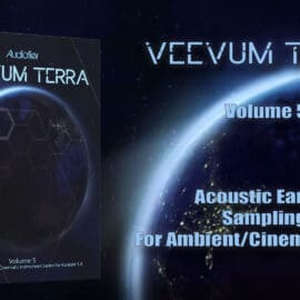 Audiofier Veevum Terra Volume 5 KONTAKT