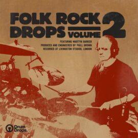 DrumDrops Folk Rock Drops Vol 2 Complete Bundle MULTiFORMAT
