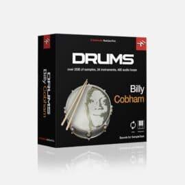 IK Multimedia Billy Cobham Drums for SampleTank 3/4