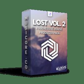 LOST Vol. 2 – Progressive House Sample Pack