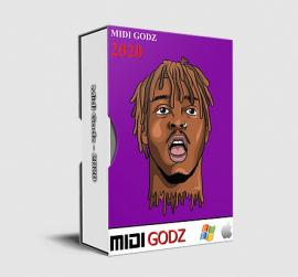 Midi Godz Juice WRLD Type MIDI Kit MULTiFORMAT