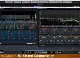 Music Protest Using EQ and Compression in Cubase TUTORiAL
