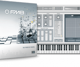 Native Instruments FM8 v1.4.4 (Mac OS X)