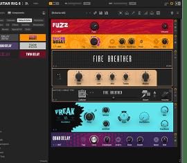 Native Instruments Guitar Rig 6 Pro v6.2.1 (Mac OS X)