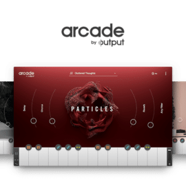 Output Arcade v1.6.1.4076 + Sound Library Content [WIN+MAC]