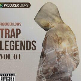 Producer Loops Trap Legends Vol 1 MULTiFORMAT