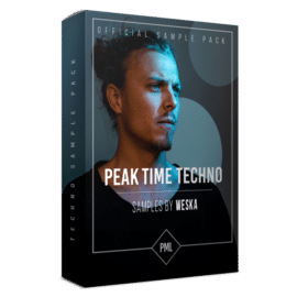 Production Music Live Peak Time Techno – Samples by WESKA