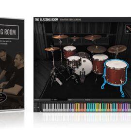 Room Sound Blasting Room Signature Series Drums v1.1 KONTAKT