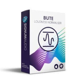 Signum Audio Bute Loudness Normaliser (Stereo/Surround) v1.0.5 [WiN]