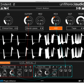 Unfiltered Audio Indent 2 v2.2.0 (Mac OS X)