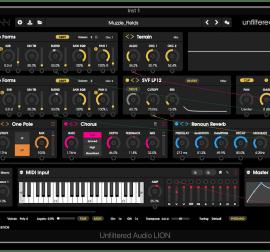 Unfiltered Audio LION v1.3.0 (Mac OS X)