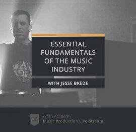 Warp Academy Essential Fundamentals of the Music Industry TUTORiAL
