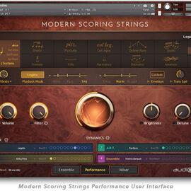 Audiobro Modern Scoring Strings v1.1.0 rollerball's Lite Version KONTAKT