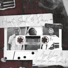 Ayo Bleu Heart, Soul and Pain Sample Kit WAV