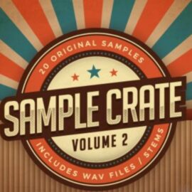 Canary Julz Sample Crate Vol.2 (Compositions And Stems) WAV