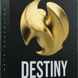 Cymatics Destiny Gold Expansion WAV MiDi