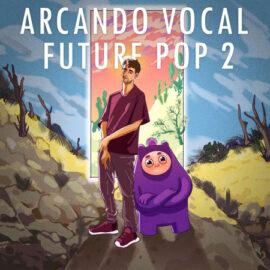 Dropgun Samples ARCANDO Vocal Future Pop 2 WAV LENNAR DiGiTAL SYLENTH1 XFER RECORDS SERUM