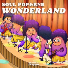 Dropgun Samples Soul Pop and RnB Wonderland WAV XFER RECORDS SERUM