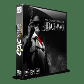 Epic Stock Media AAA Game Character Henchman WAV