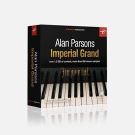 IK Multimedia Alan Parson Imperial Grand for SampleTank 3/4