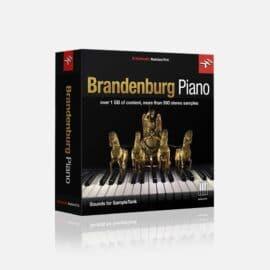 IK Multimedia Brandenburg Piano for SampleTank 3/4