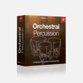IK Multimedia Orchestral Percussion for SampleTank 3/4