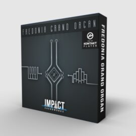 Impact Soundworks Fredonia Grand Organ KONTAKT