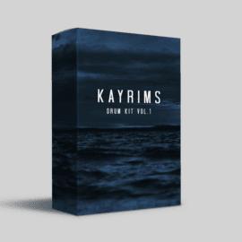 Kayrims Drum Kit Vol. 1 WAV FST