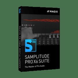 MAGIX Samplitude Pro X6 Suite 17.0.1.21177 [WIN]