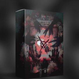 Pxlsdead + Slxughter Lame Drum Kit WAV