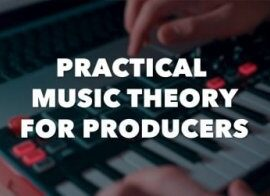 Skillshare Practical Music Theory For Producers – Writing In Key TUTORiAL