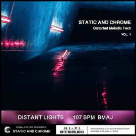 SonalSystem Static and Chrome Distorted Melodic Tech vol. 01 WAV