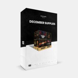 Sonics Empire December Supplies Bundle WAV MiDi LENNAR DiGiTAL SYLENTH1
