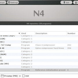 Acustica Audio Nebula 4 v2.2.1 (External Libraries Only)