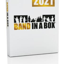 Band-in-a-Box and RealBand 2021 [Windows]