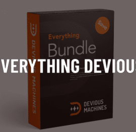 Devious Machines Plugins Bundle v2021.7 Patched (Mac OS X)