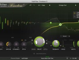 FabFilter Timeless 3 v3.0.0 Patched [WiN]