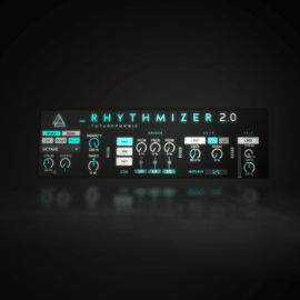 Futurephonic Rhythmizer 2.1 for Ableton Live AMXD